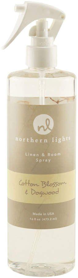 Northern Lights Cotton Blossom & Dogwood Fragrance Palette Room Spray (16 OZ)