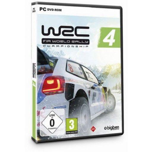 WRC 4 - World Rally Championship 4  PC in Rennspiele FSK 0, Spiele und Games in Online Shop http://Spiel.Zone