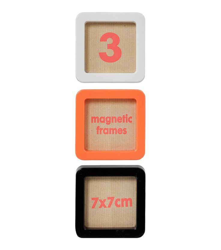 lot de 3 cadres magnétiques - HEMA
