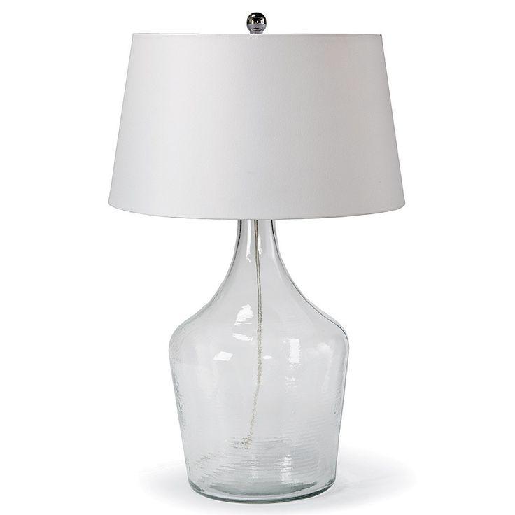 Regina Andrew Lighting Recycled Glass Bottle Lamp