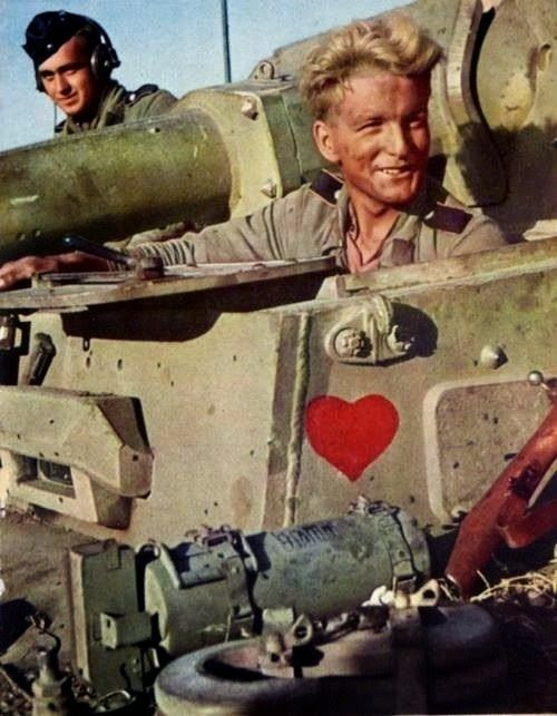 Panzer IV Driver