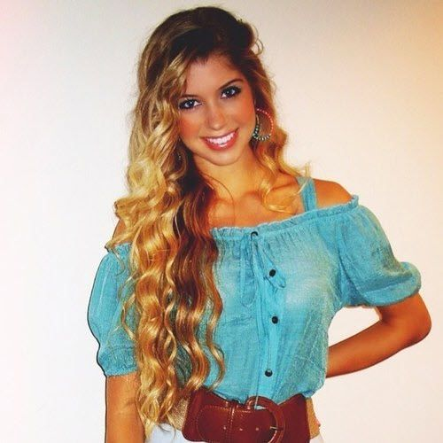 "Allie DeBerry Happy to Be Working On ""A.N.T. Farm"" Episode This Week"