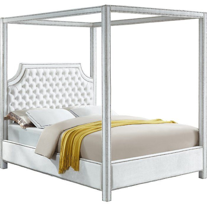 Pin On Canopy Bed
