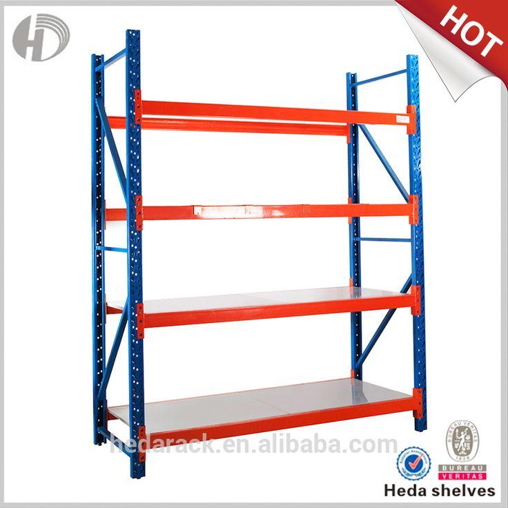 Light Duty Tire Steel Storage Racking Industrial Warehouse