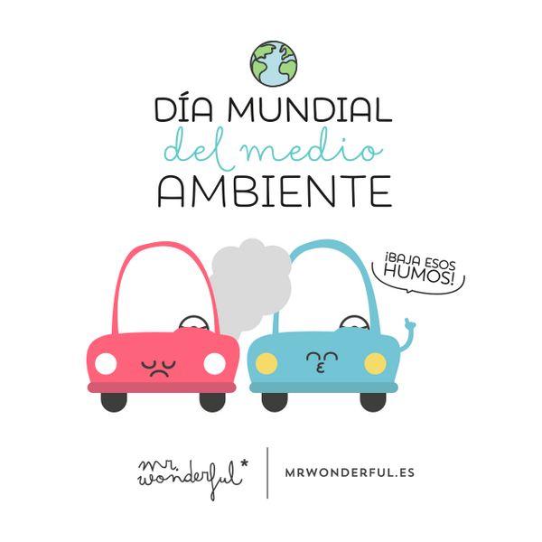 Día mundial del medio ambiente   by Mr. Wonderful*