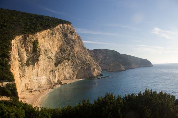 Lefkada island, Greece - stunning Porto Katsiki beach
