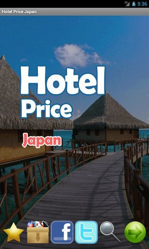 Hotel Price Japan is a free application to help browse hotel prices easily. Users can get most of the existing hotels in major cities in Japan. Search and select a hotel that suits your budget. Choose and see more detail information about that hotel.