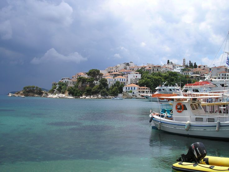 Skiathos, Greece - 2006