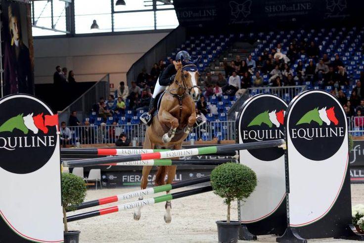 #Fieracavalli 2014 - #Jumping #verona Credits Ennevi
