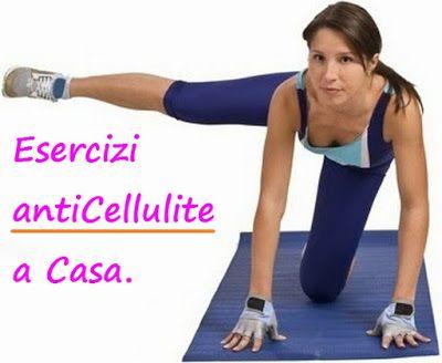 Pin su Come Togliere La Cellulite Dalle Cosce E Glutei ...
