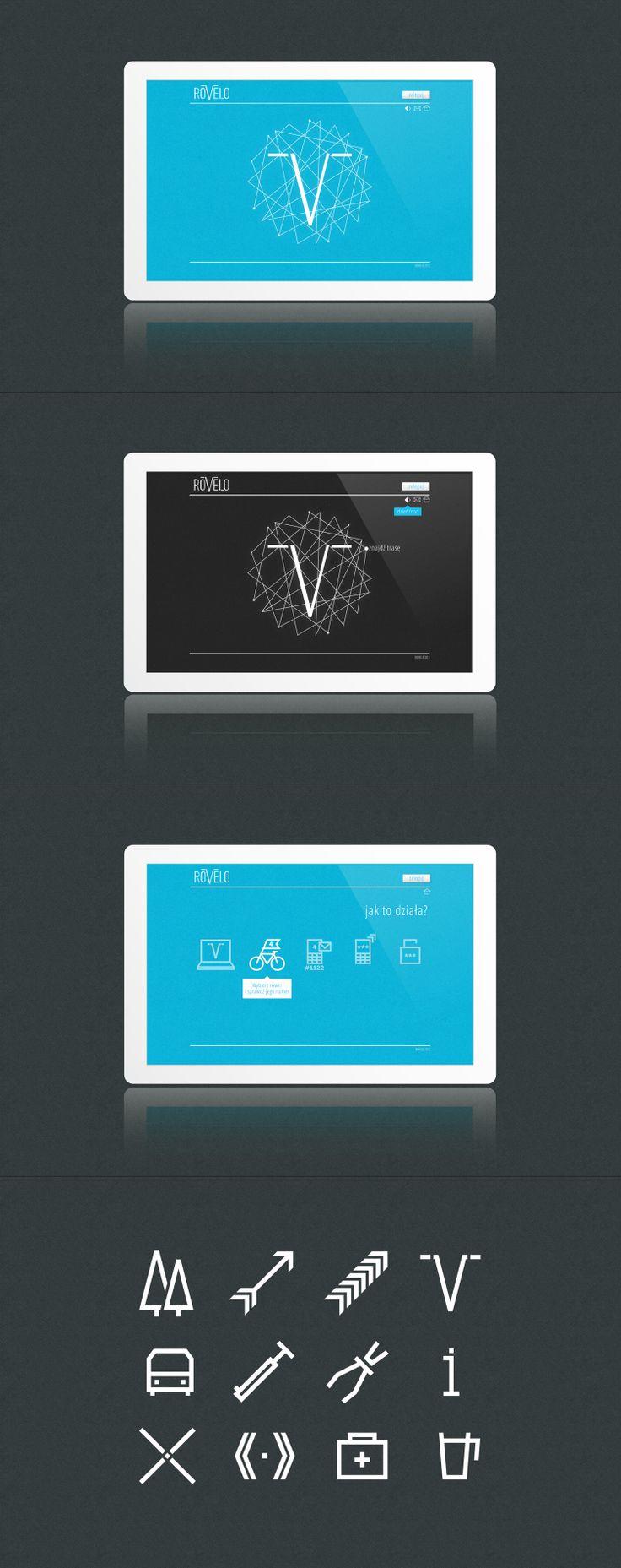 Rovelo #interface #design #UI #website #web #pleo