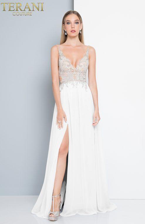 813684dae1 Terani Couture 1811P5207 - MERANSKI - South Florida Evening Wear ...