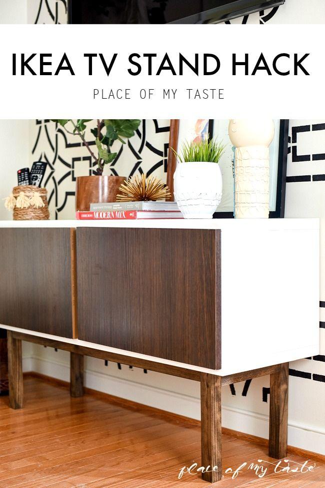 25 best ideas about ikea tv stand on pinterest media. Black Bedroom Furniture Sets. Home Design Ideas
