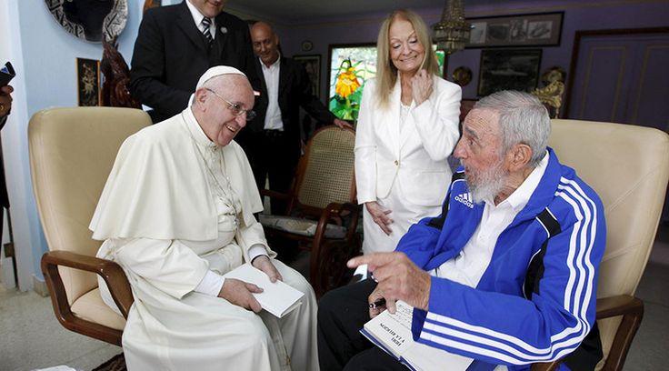 Fidel Castro: The life of a revolutionary icon — RT In vision