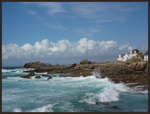 St Guénolé #myfinistere #Finistère #Bretagne #Brittany
