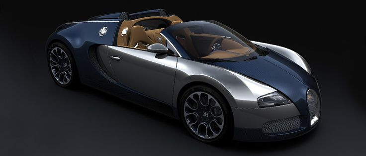bugatti.com - Bugatti Veyron 16.4 Grand Sport Sang Bleu
