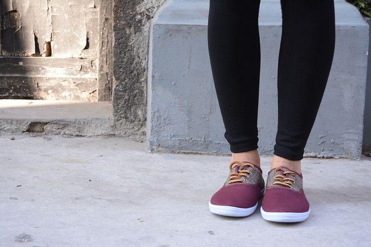 Canvas shoes FW14