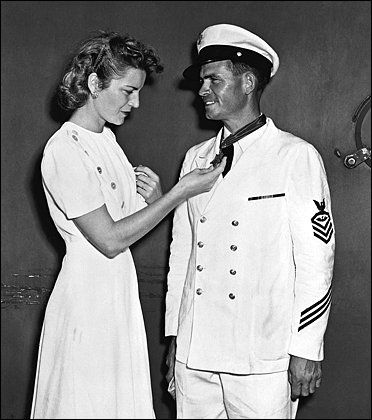 Lt. John W. Finn and the story of the only man to be awarded the Medal of Honor for combat during the attack on Pearl Harbor.