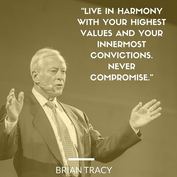 Never compromise your highest #values and innermost convictions. #quote