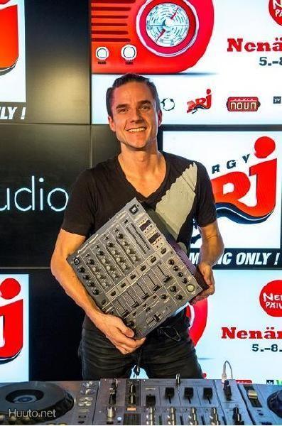 Radio Nova: Dj Orkidean mikseri
