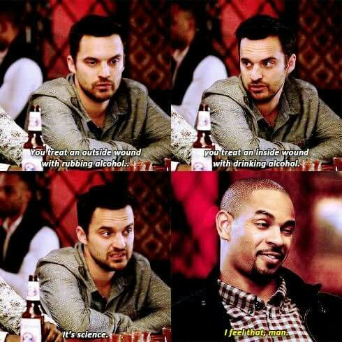 Science according to Nick Miller