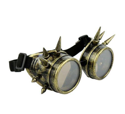 Classic Steampunk Goggles