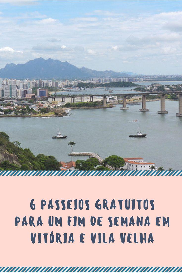 Dicas para quem vai conhecer as duas principais cidades do Espírito Santo!