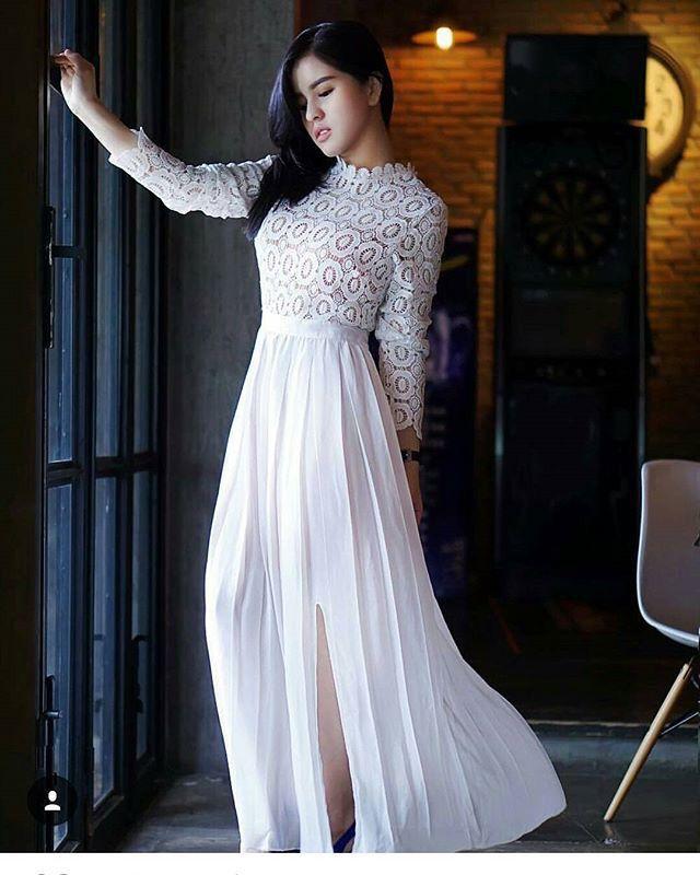 May dress white