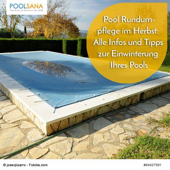 Die besten 25+ Poolpflege Ideen auf Pinterest Pool reinigen - schwimmbad selber bauen