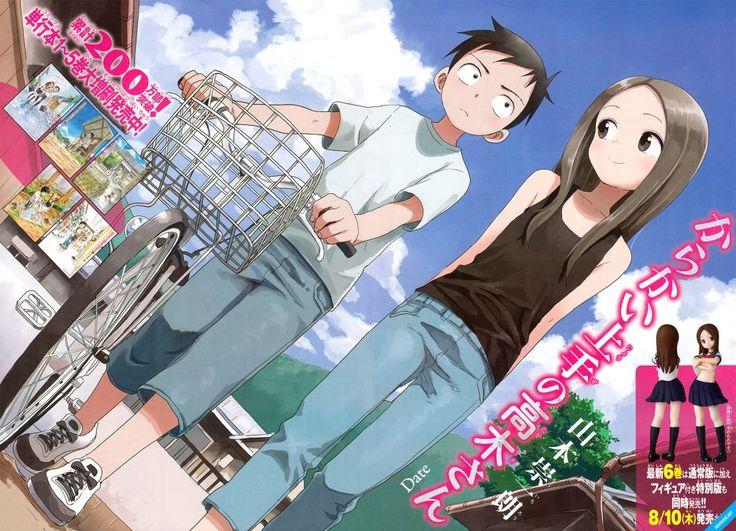 Descargar Karakai Jouzu no Takagi-san HD 720p Sub Español Mega
