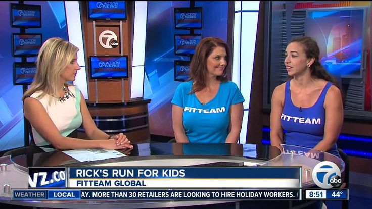 Rick's Run For Kids - Ann Arbor, Michigan Ann Arbor and surrounding residents support this great cause by registering here http://www.a2schools.org/rr4k   WXYZ 7 Action News is metro Detroit's leading source for breaking news, weather warnings, award-winning investigative reports, sports and entertainment.  WXYZ 7 Action News is Detroit's breaking news and weather leader. Channel 7 - on-air, online at WXYZ.com and always Taking Action for You.