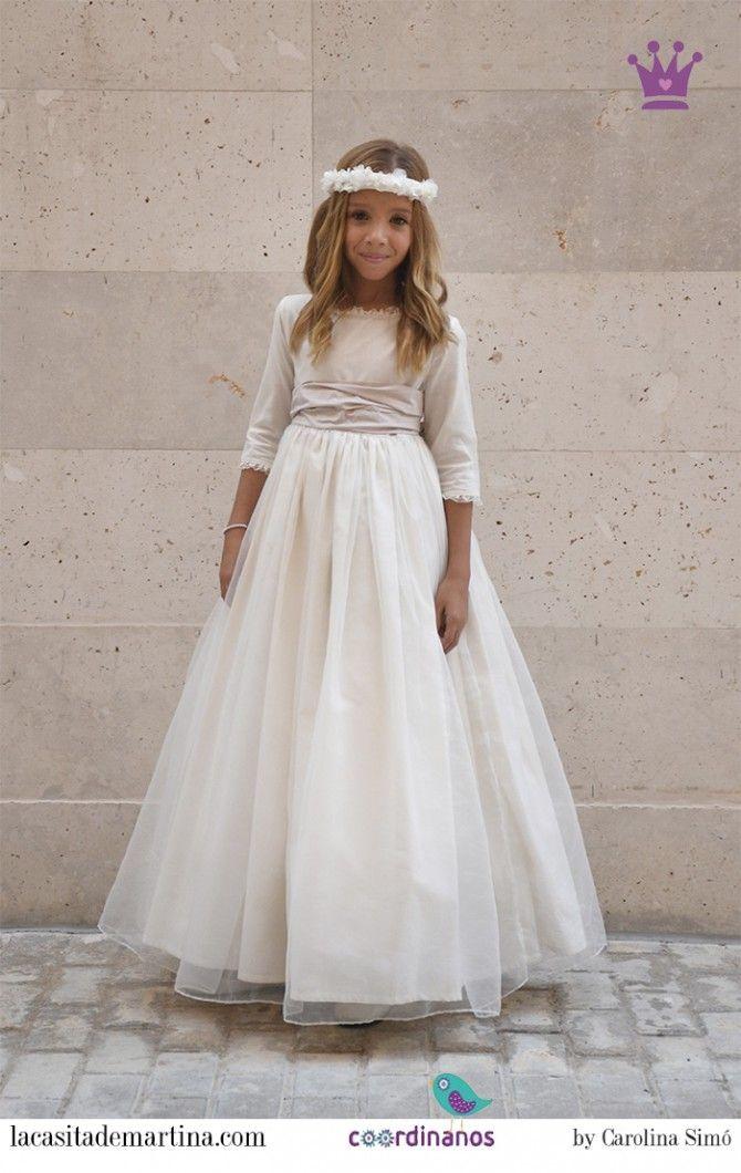 ♥ COORDINANOS moda infantil y vestidos de COMUNIÓN 2015 ♥ : ♥ La casita de Martina ♥ Blog de Moda Infantil, Moda Bebé, Moda Premamá & Fashion Moms