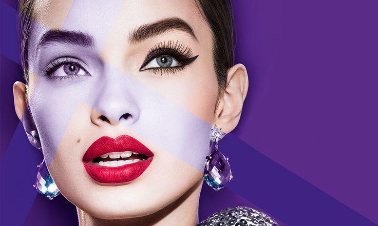 L'Oreal X-Fiber Mascara effetto ciglia finte - https://www.beautydea.it/loreal-x-fiber-mascara-effetto-ciglia-finte/ - Il brand L'Oreal Paris ci stupisce con un nuovissimo mascara doppio con fibre per un look drammatico, effetto false lashes!
