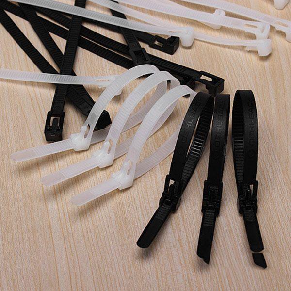 Купить товарChinatrade 10 шт. съемный многоразовый стяжку обертывание кабель петлей связи в категории Кабельные стяжкина AliExpress.           Пожалуйста, запрос, статус вашего заказа на нашем системы после отгрузки.                         10 шт. разъе