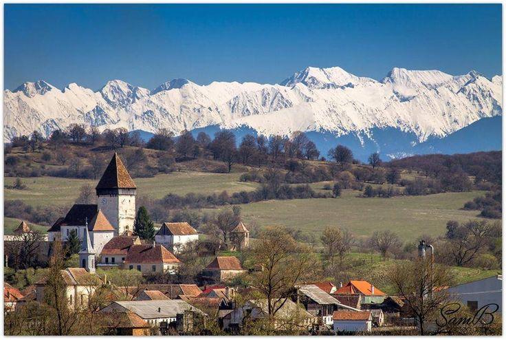 Hosman, Sibiu, Romania (Fagaras Mountains)