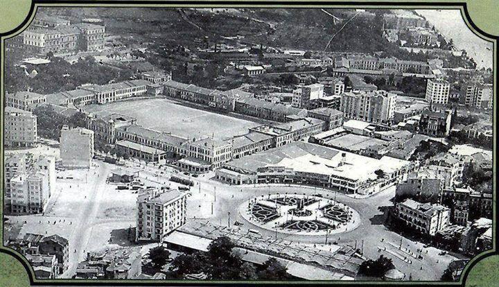 Twitter / hayalleme: Taksim Meydanı (1930'lu yıllar) ...