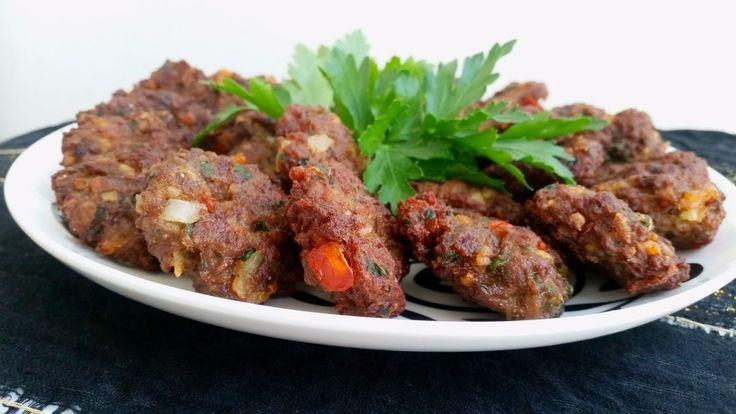 Shifta- Irakiska köttfärsbiffar