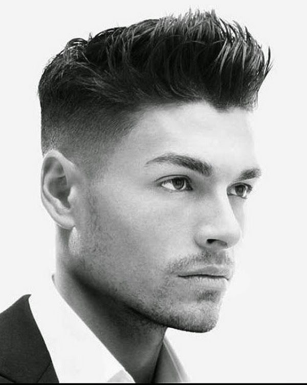 Best Men Hairstyles Pictures Images On Pinterest Men Hair - Cut hairstyle man 2014