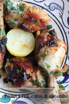 Pilons de poulet au four (en marinade) | La cuisine de Djouza