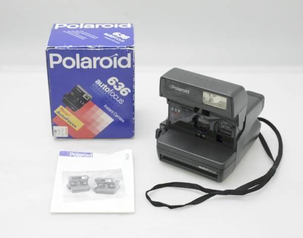 polaroid 636 autofocus sofortbildkamera ovp anleitung in wetzikon zh kaufen bei. Black Bedroom Furniture Sets. Home Design Ideas