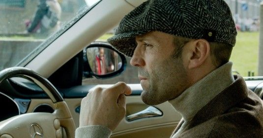 Movie Humminbird Jason Statham Wearing Stetson Drivers