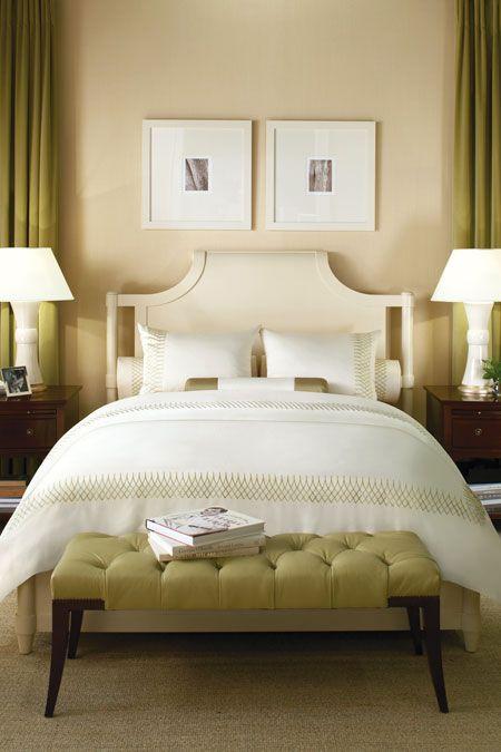 Baker Thomas Pheasant #headboard #bedroom