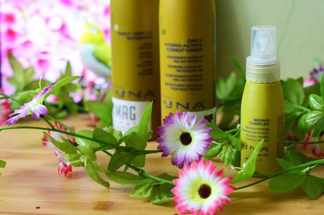 Rolland una szampon odżywka repair complex