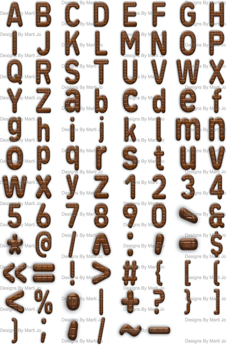 10++ Chocolate letter molds canada inspirations