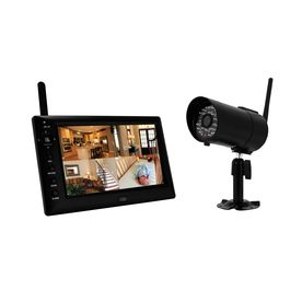 First Alert 7-In Digital Wireless Rf Outdoor Security Camera With Nigh