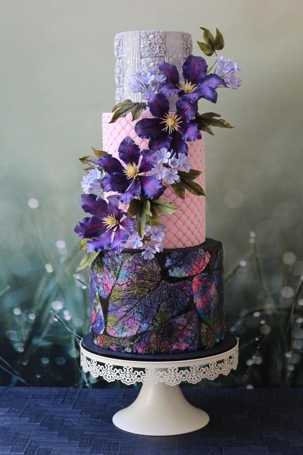 Poetry in Purple by Sweet Symphony