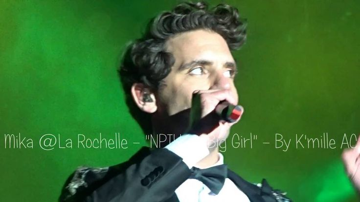 "Mika @ La Rochelle, Francofolies - ""NPIH + Big Girl"" - 16/07/2016"