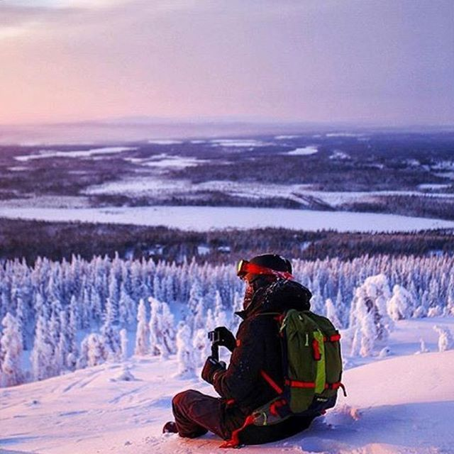 Levi, Finland.   I've been and can't wait to go back.