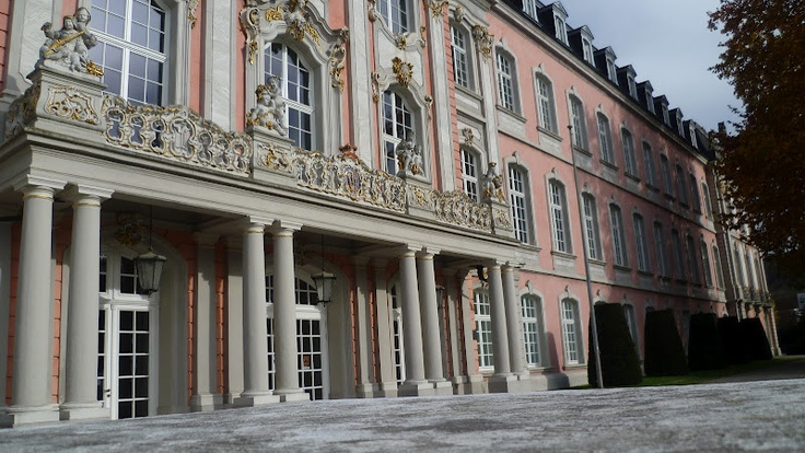 Prince Elector's Palace, Trier, Germany, Autumn 2011