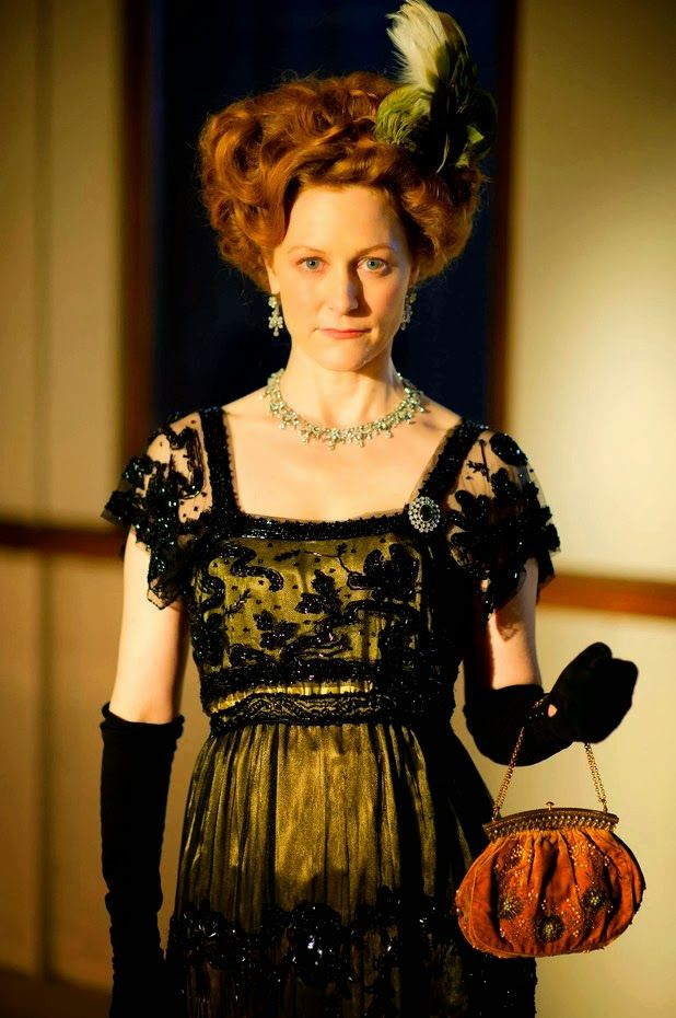 Geraldine Somerville as Louisa, Countess of Manton